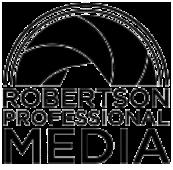 robertson professional media logo